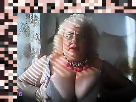 amateur granny webcam masturbation
